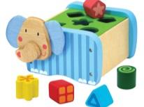 Desenvolver um classificador para uma criança de 1 ano