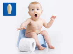 Lilin gliserin untuk bayi baru lahir