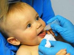 การฉีดวัคซีนโรตาไวรัส