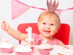 Desenvolvimento infantil em 1 ano