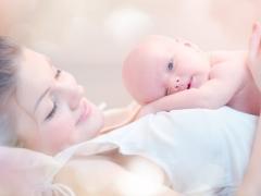 Ontwikkeling van het kind in 1 maand