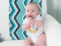 Kinderentwicklung nach 3 Monaten