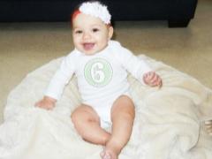 Развитие на детето след 6 месеца