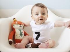 Desenvolvimento infantil aos 7 meses