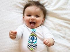 Desarrollo infantil a los 9 meses.