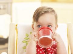 Kompaun buah kering untuk bayi