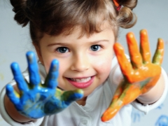Pembangunan kanak-kanak pada 4 tahun
