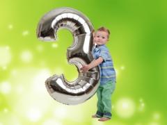 Vývoj dieťaťa v 3 rokoch