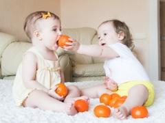 Pada umur berapa saya boleh memberi mandarin kepada seorang kanak-kanak?