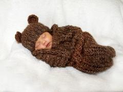 Cocoon untuk bayi baru lahir