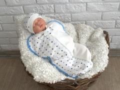 Ho bisogno di un pannolino di bozzolo per i neonati e di come cucirlo o legarlo con le mie stesse mani?