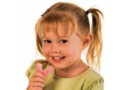 การฟลูออไรด์ของฟันในเด็ก