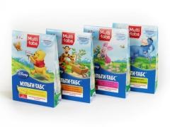 Multi-schede per bambini