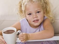 โกโก้สามารถมอบให้กับเด็กได้ตั้งแต่อายุเท่าไร