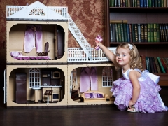 Case da gioco per bambine
