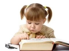 Olesya Zhukova voordelen voor het leren lezen