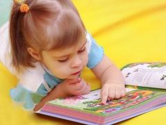 Leren lezen volgens de methode van Nadezhda Zhukova