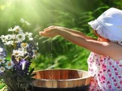สมุนไพรธรรมชาติสำหรับเด็ก