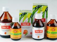 استخدام زيت البحر النبق في علاج الأطفال