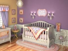 Katil bayi untuk bayi baru lahir