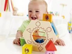 Giocattoli educativi in legno per bambini