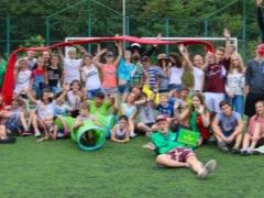 Kinderen sportkampen