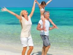 Vakantie met kinderen op zee