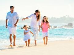Percutian dengan kanak-kanak di Tenerife
