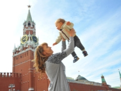 Vakantie met kinderen in Moskou