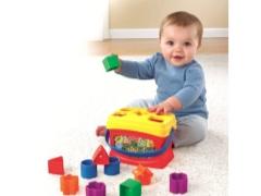 Jucarii educative pentru copii de la 1 an