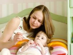Adenovirus infection sa mga bata