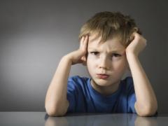 Pressione intracranica in un bambino