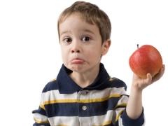 فقر الدم بعوز الحديد عند الأطفال