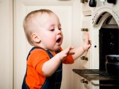 Wat te doen als een kind brandt?