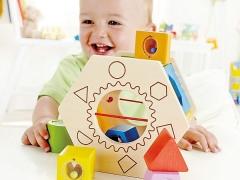 Selezionatore di legno per bambini