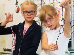 Occhiali medici per bambini