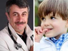 الدكتور كوماروفسكي حول متلازمة الهوس لدى الأطفال