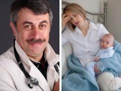หมอ Komarovsky เกี่ยวกับสิ่งที่ต้องทำถ้าเด็กสับสนทั้งวันทั้งคืน
