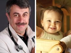 ดร. Komarovsky เกี่ยวกับสิ่งที่ต้องทำถ้าเด็กนอนไม่หลับตอนกลางคืนและตื่นขึ้นมาบ่อย ๆ