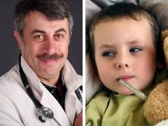 Dr. Komarovsky เกี่ยวกับการติดเชื้อเอนเทอโรไวรัสในเด็ก