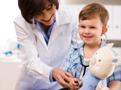 อาการและการรักษาโรคซางเท็จในเด็ก