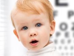 Ginnastica visiva per bambini