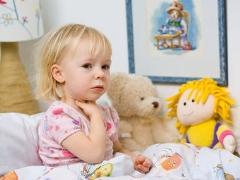 बच्चों में स्वरयंत्र का स्टेनोसिस