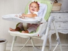 Kerusi untuk memberi Bayi Happy