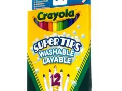 ปากกา crayola สำหรับเด็ก: ข้อดีและข้อเสีย
