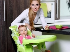 Sedie per l'alimentazione di Lorelli (Bertoni)