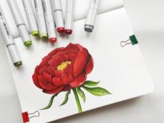 Kenmerkt professionele tellers voor tekening