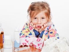 อาการและการรักษาโรคไข้หวัดใหญ่ในเด็ก