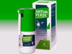 Tantum Verde للأطفال: تعليمات للاستخدام