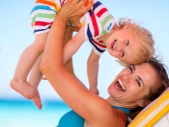 Hoe een vakantie met kinderen in de regio Krasnodar plannen?